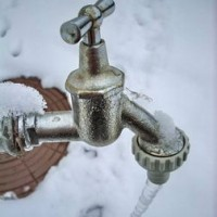 PREVENT FREEZING PIPES DURING DROPPING TEMPERATURES!